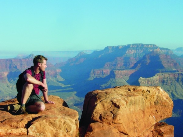 Grand Canyon_ look out