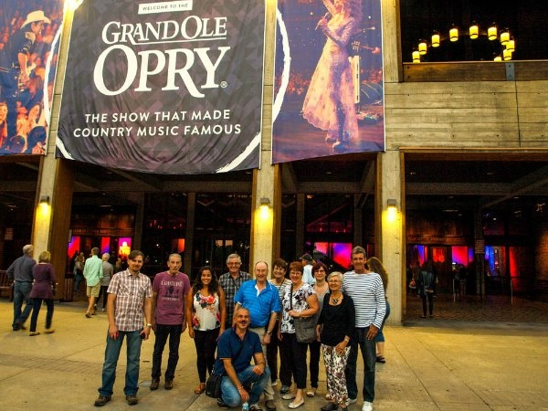Grand Ole Opry group