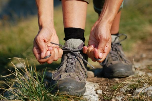 Hiking shoes tips
