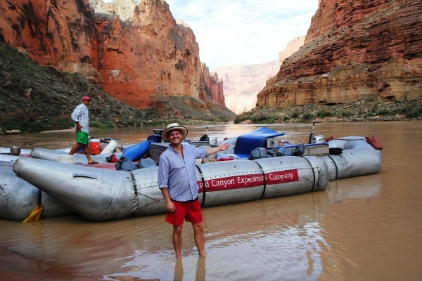 Our Grand Canyon Rafts