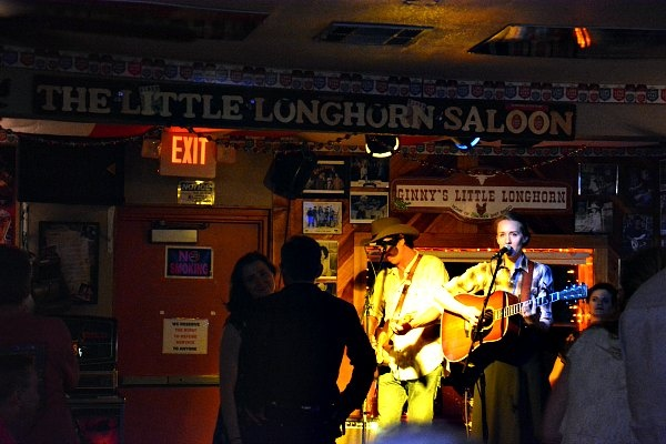 live music in Texas