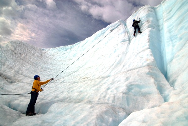 Ice Climbing Wrangell-St Elias National Park