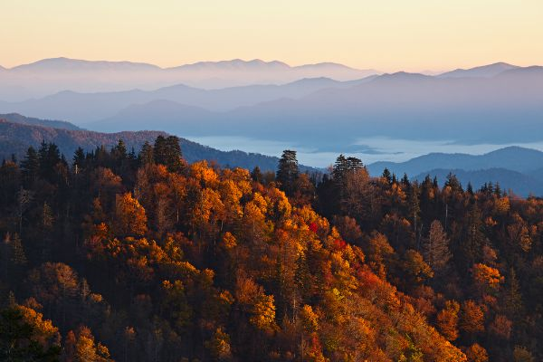 Smoky Mountains - Appalachian Trail