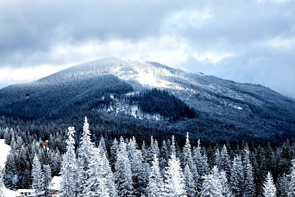 Winter in Smoky Mountain National Park