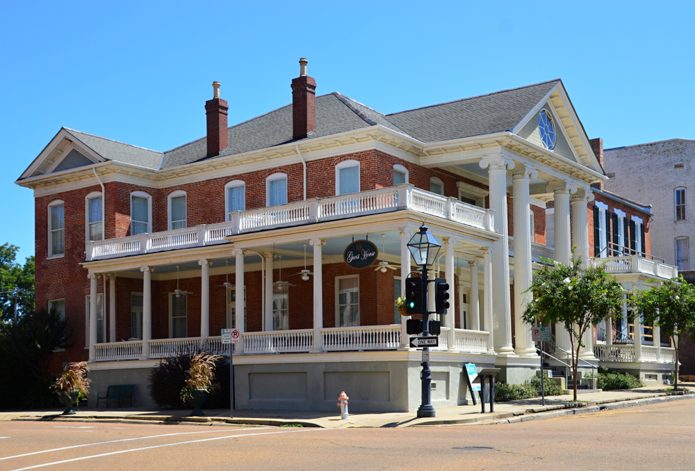 Historic Natchez House